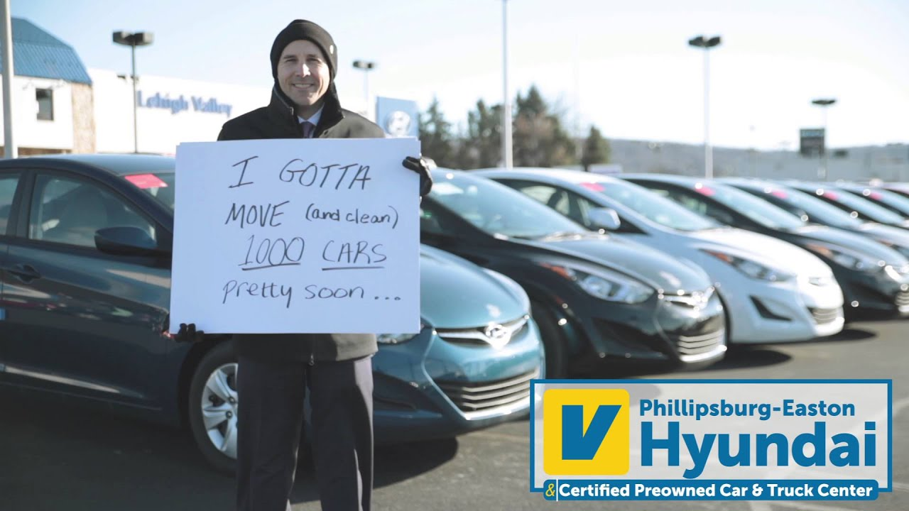 Phillipsburg Easton Hyundai >> Snowstorm Sale Hyundai Dealer Phillipsburg Phillipsburg