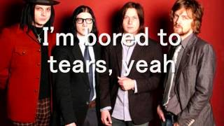 The Raconteurs- Consoler Of The Lonely Lyrics.