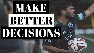 Soccer IQ Tips - Learn How To Make Good Decisions On The Pitch