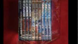 [diaporama] L'intégrale Matsumoto en 10 DVD
