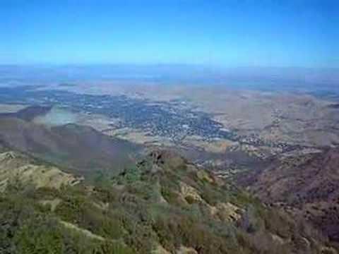 Mt Diablo, Walnut Creek CA