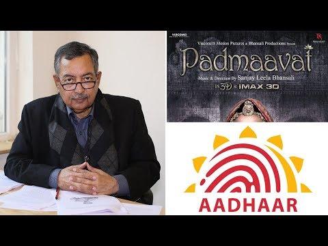 Jan Gan Man Ki Baat, Episode 183: SC Dismisses Ban on Padmavat and Final Aadhaar Hearing