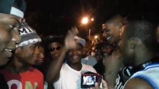 freestyle al parque - mick brigan, Real Niggaz,Tony ,Edier,wilberlluela