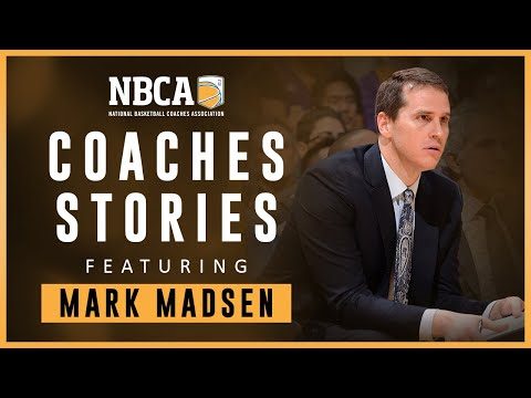 """Mark Madsen - Los Angeles Lakers Assistant """"Mad Dog"""" On the Court, But Far From It Off of It"""