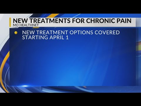 MO HealthNet To Cover Complementary And Alternative Therapies To Treat Adult Chronic Pain