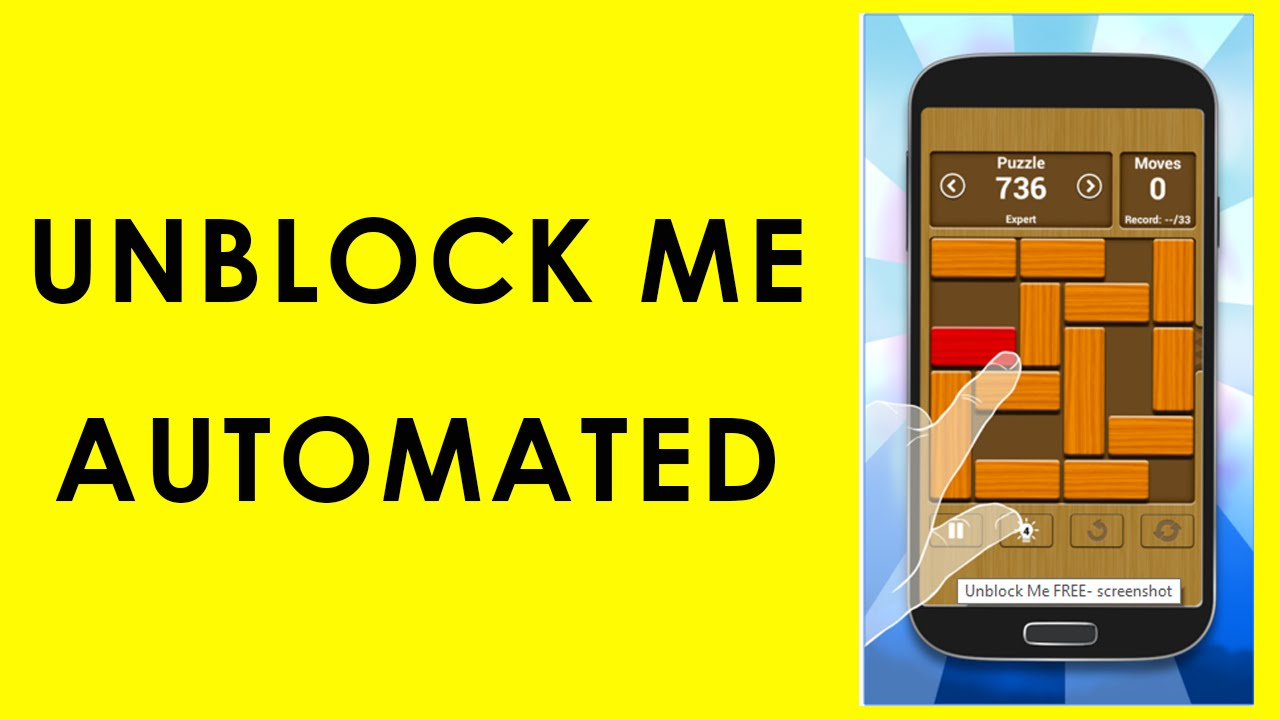 Unblock Me free Casual Games for iPhone & iPad