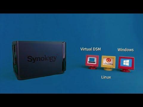 Synology | 如何用 Virtual Machine Manager 建立及保護您的虛擬機器