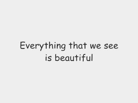 Lee DeWyze - Beautiful Like You w/lyrics [HQ]
