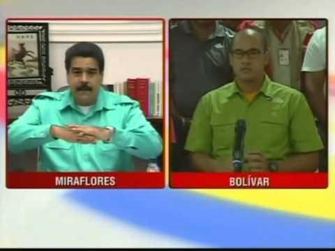 Nicolás Maduro y Miguel Rodríguez Torres sobre caso Génesis Carmona