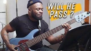 "Bass Legend Vs ""The SBL Session Challenge"""