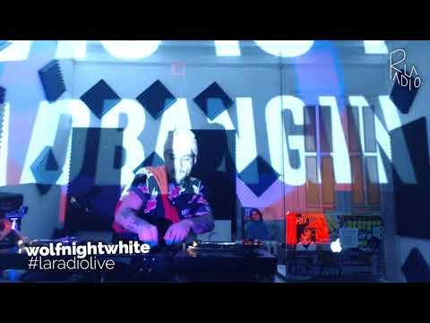La Radio live #137 Wolf Night White & Frank Robles