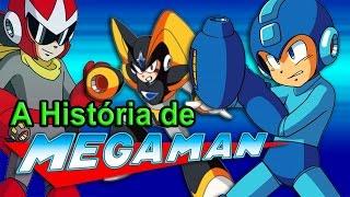 A História de Mega Man