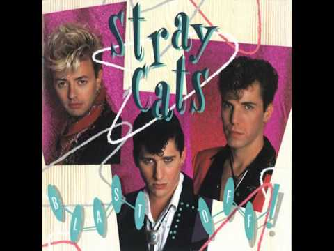 "Stray Cats ""Rockin' All Over The Place"""