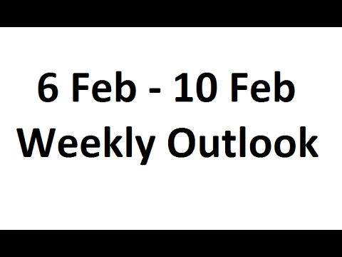 Weekly Commodity Outlook | Oil, Gold, Silver | February 6 - February 10