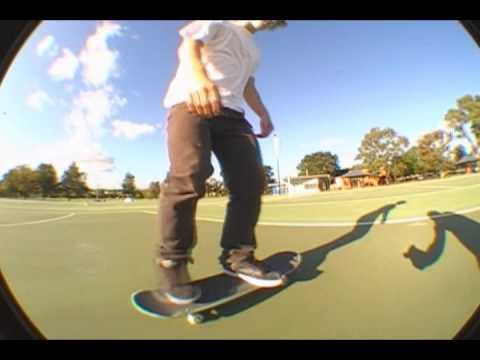 Trick Tip Backfoot Casper Flip:Jordan Madge