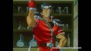 Blaze & Blade Eternal Quest Intro (English)