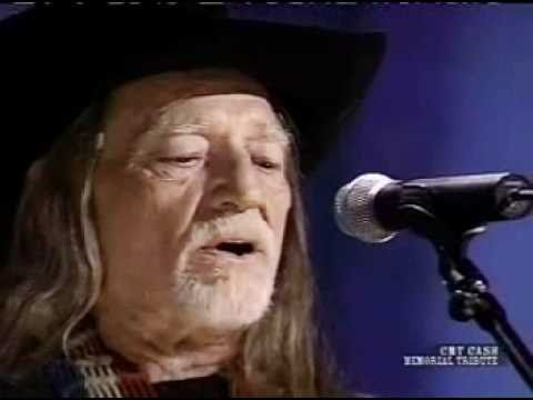 Willie Nelson -  Where You There When They Crucified My Lord