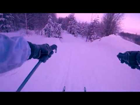 North Ski Track -Synthwave- Беговые лыжи