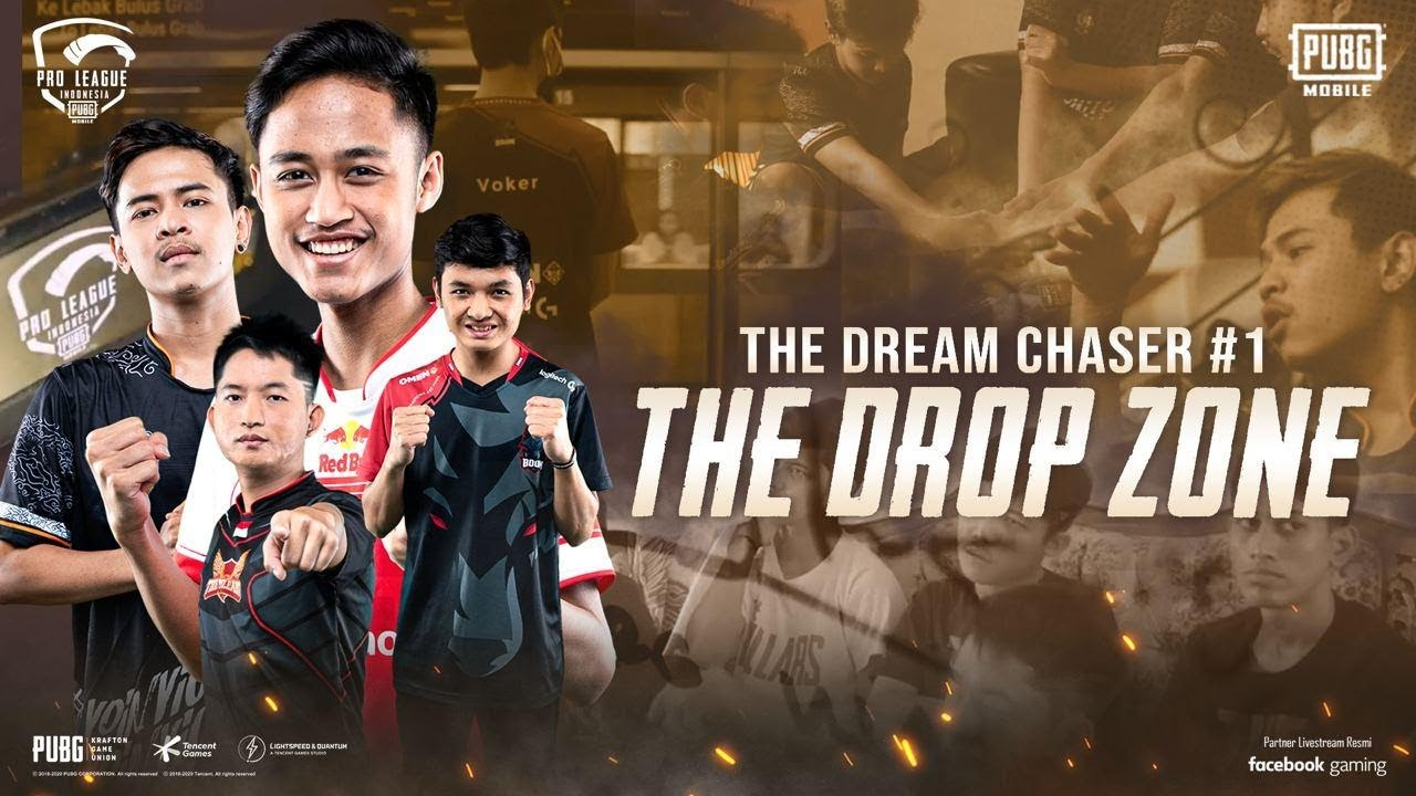 The Dream Chaser #1 - The Drop Zone