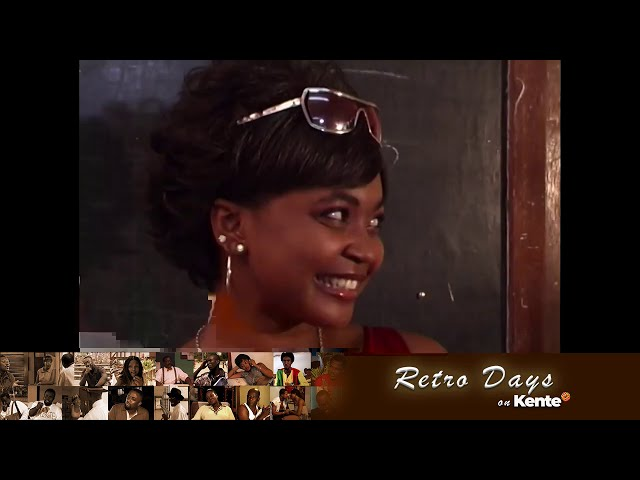 RETRO DAYS - Sun City   Routine Day & Godfred Palava