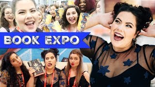 I MOMMED EVERYONE | Book Expo Vlogs 2018 | #3