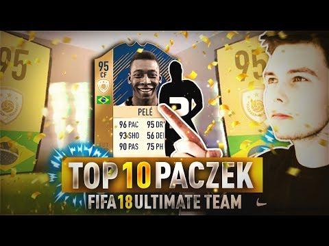 TOP 10 PACZEK POLAKÓW w FIFIE 18!