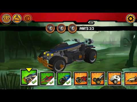 LEGO Ninjago WU-CRU - iOS /Android - Gameplay Video Part 5 - Fun Kids Games For Kids