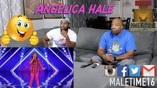 Angelica Hale_ Future Star STUNS Auditions 2 | America's Got Talent 2017 (Reaction)