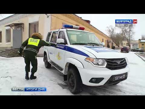 В Волгограде прошли совместные учения военной полиции и автоинспекции ЮВО