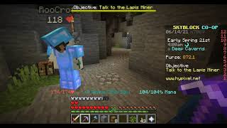 Let's Play Minecraft Skyblock Hypixel #7