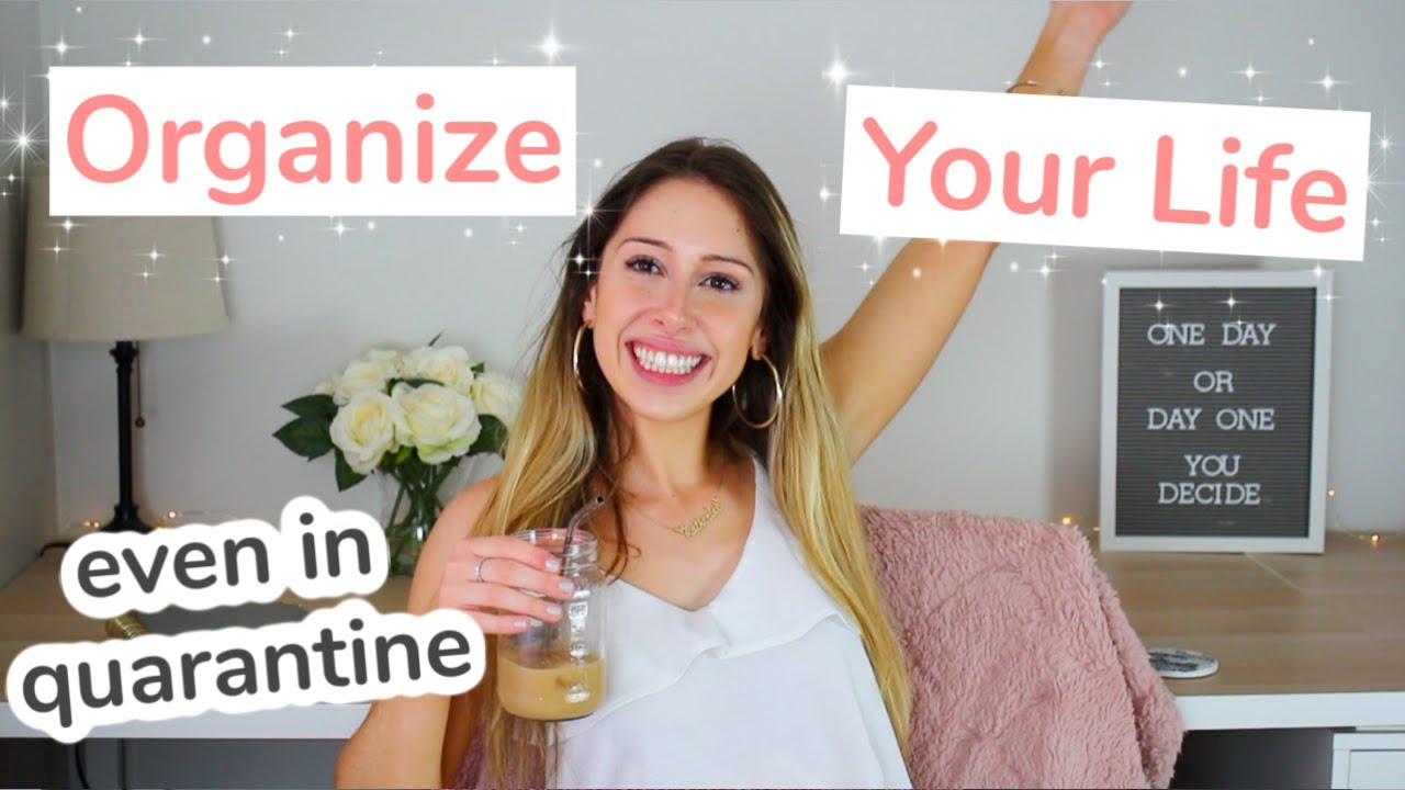 Download 5 REAL Ways to Organize your Life and Get it Together 2020