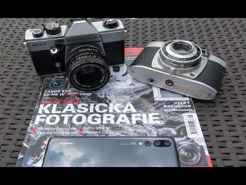 ffe5f7fa5 PC Revue | Čiernobiele fotografie z Huawei P20 Pro - porovnanie so  zrkadlovkou a klasickým fotoaparátom