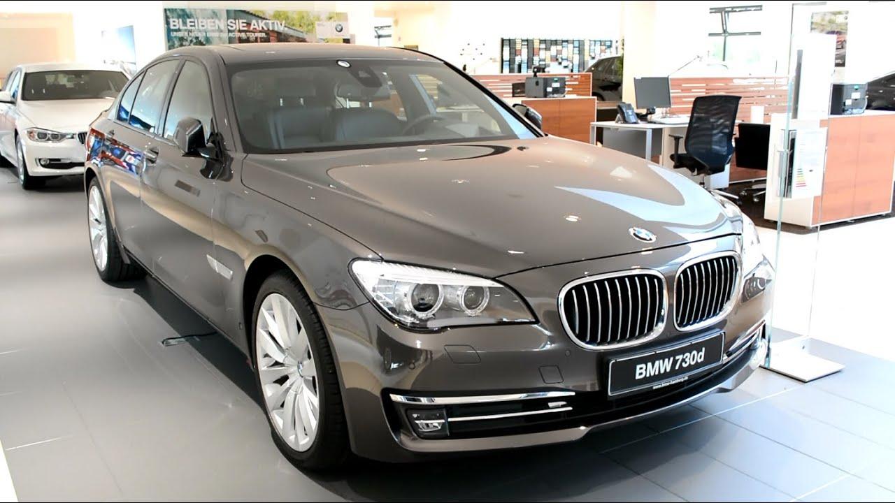 2015 New BMW 7 730d F01