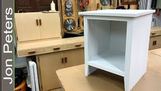 Make a Bed Side Table End Table, Free Plans on my Site