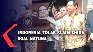 Soal Natuna, Menlu Retno Tolak Klaim China