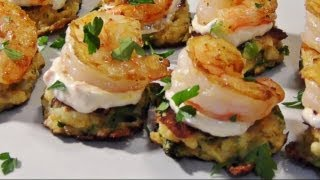 Risotto Herb Fritters