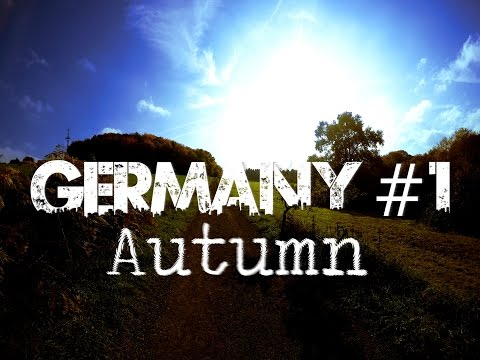 Germany #1: Autumn [GoPro: 1080p Full-HD]