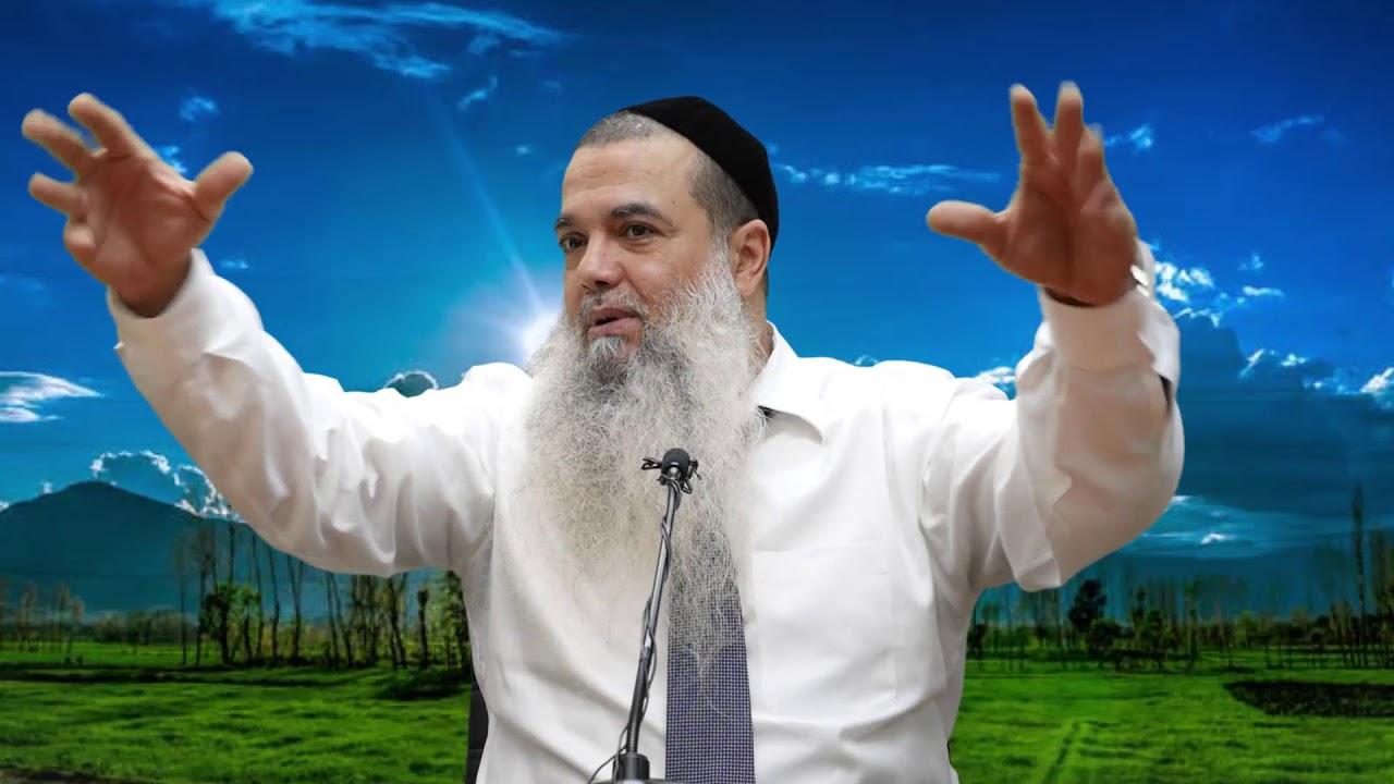 אמונה קצר: אל תנקר עיניים - הרב יגאל כהן HD