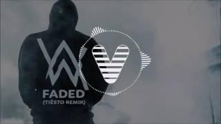 Скачать Faded Alan Walker Tiësto S Northern Lights Remix HQ Viral Remix
