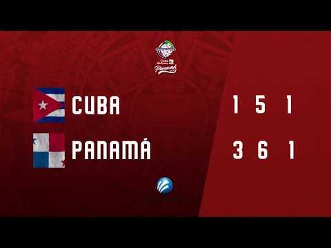 Cuba vs Panamá | Final Serie del Caribe Panama 2019