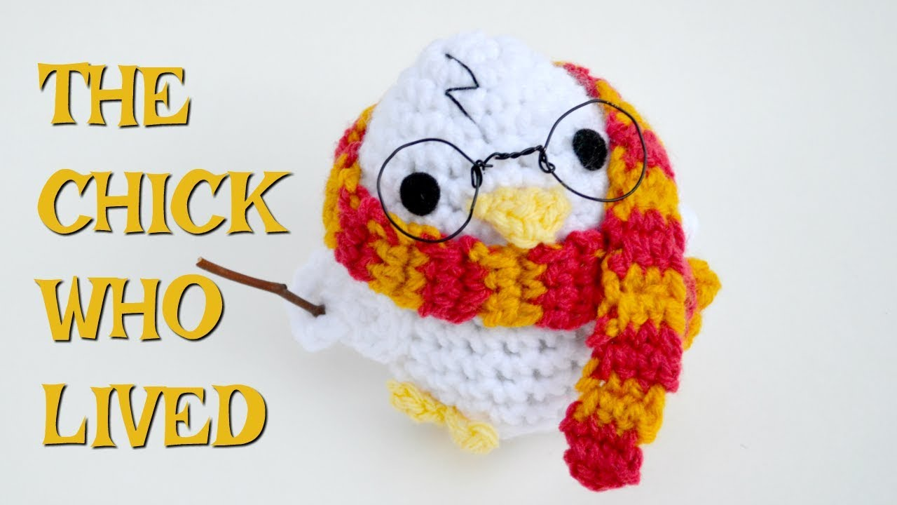Harry Potter Amigurumi Patterns - Amigurumi ZA | 720x1280