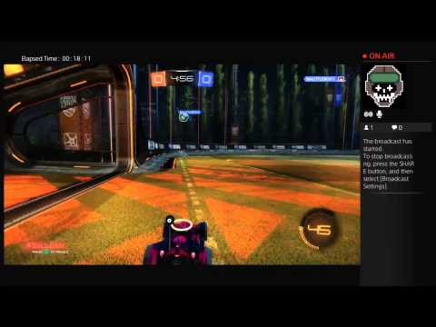 Rocket league wit friends