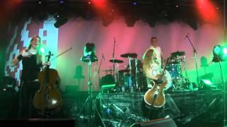APOCALYPTICA - Hall of The Mountain King /Live in MINSK /02.12.2015/