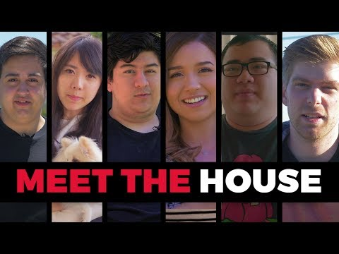 MEET THE OFFLINE TV HOUSE ft. Scarra, Pokimane, LilyPichu, Pokelawls, Based Yoona and more.