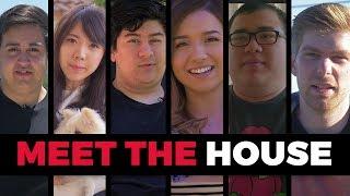 MEET THE OFFLINE TV HOUSE ft. Scarra, Pokimane, LilyPichu, Pokelawls, Based Yoona and more.