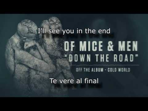 Of Mice And Men - Down The Road (Sub. Español/)