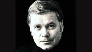 """Dietrich Fischer-Dieskau  """"Im Walde""""  Schumann"""