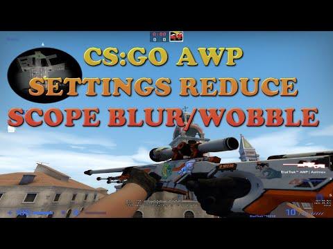 CS:GO AWP SETTINGS