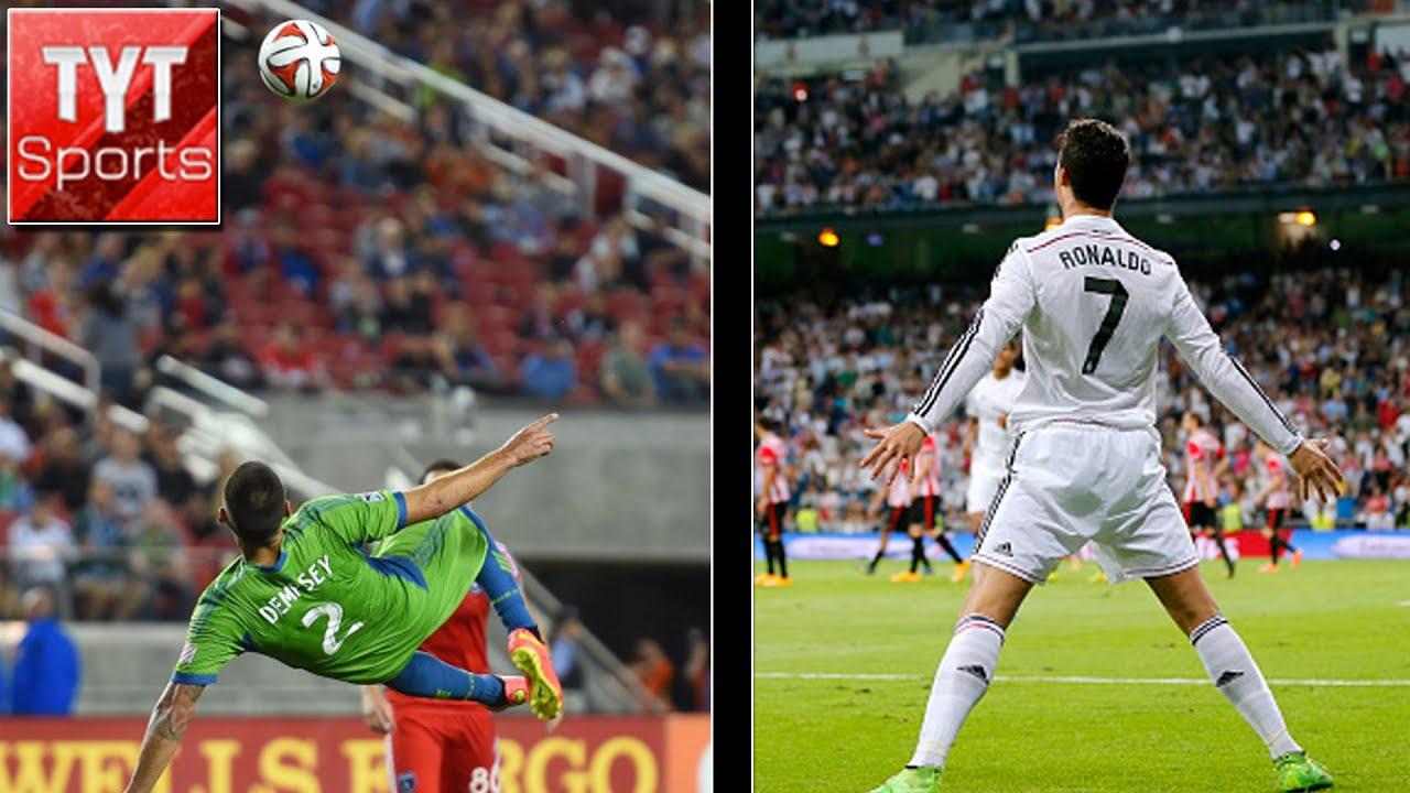 MLS vs. International Football [Premier League, La Liga, Bundesliga…]