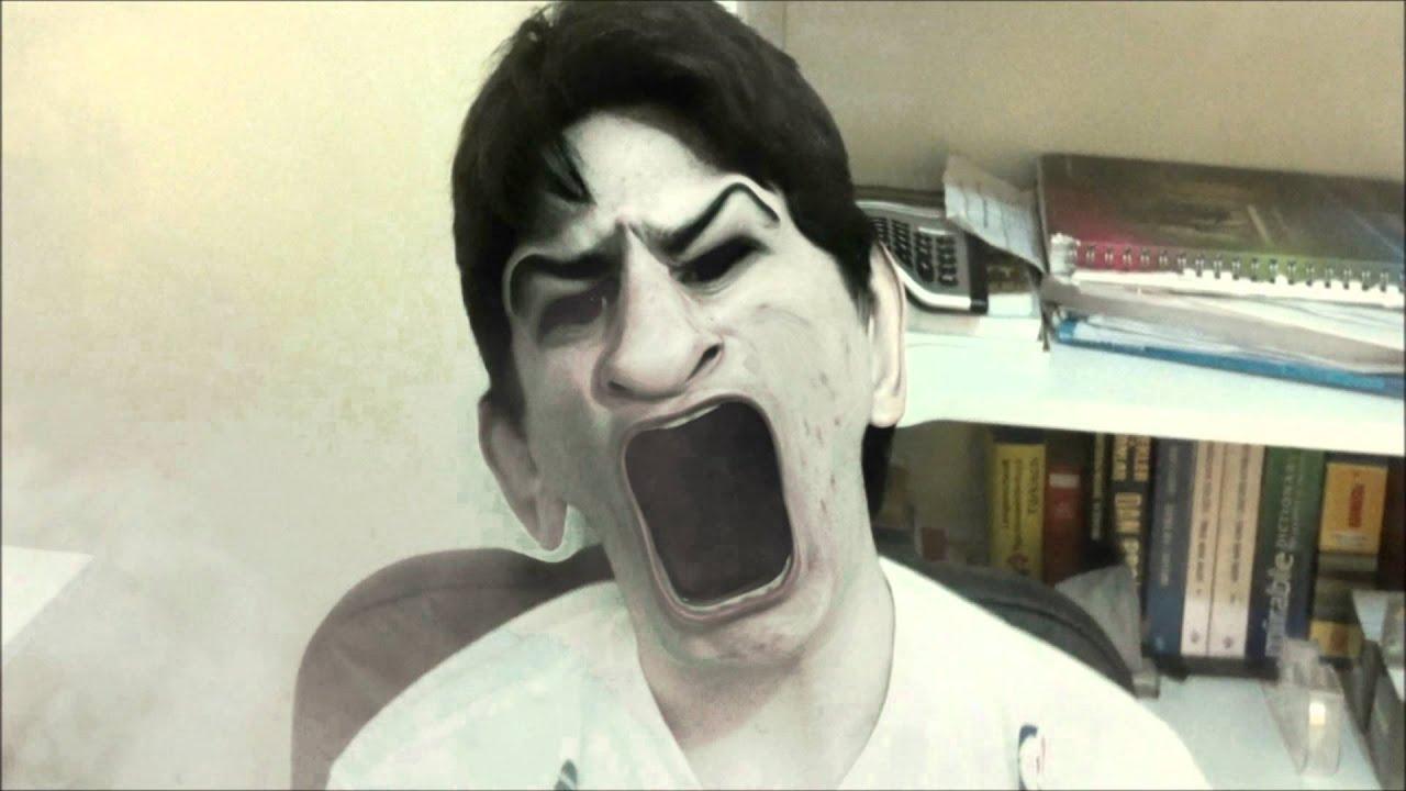Demon Troll Face - YouTube